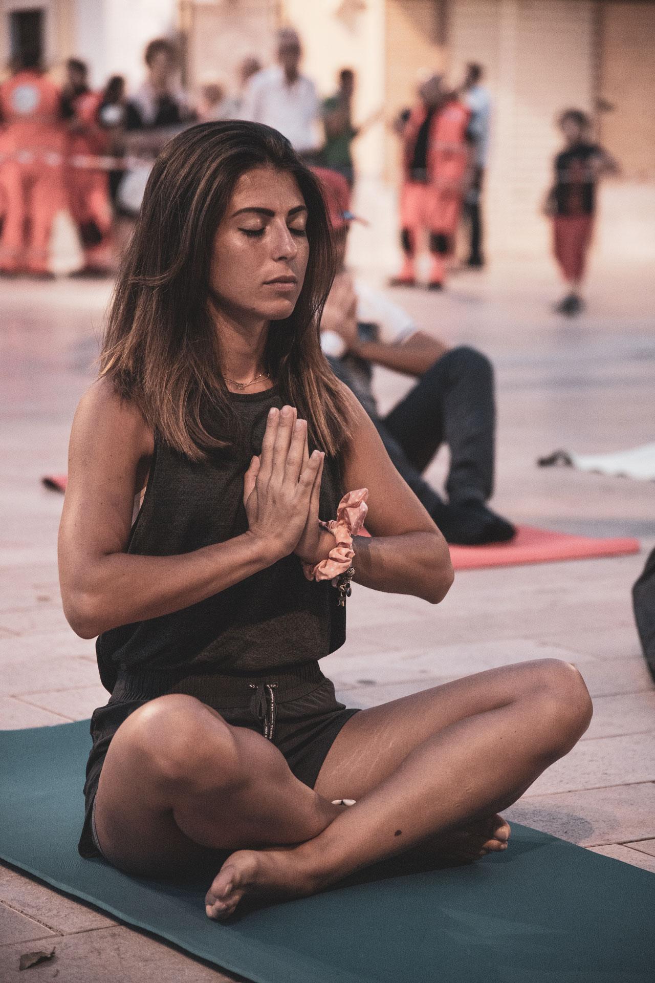 yoga terra nuova